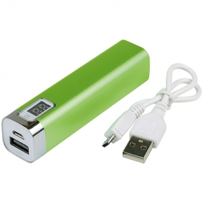 Power Bank de Aluminio 2200 mAh