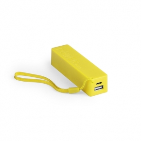 Power Bank con Base Antideslizante 2000 mAh