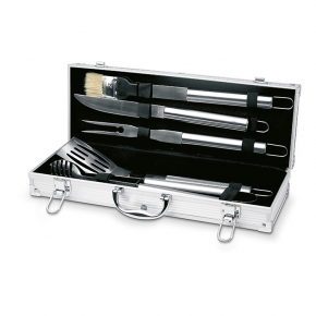 Set de barbacoa Asador. 5 pzas IT3476-14