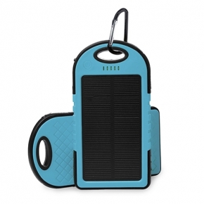 Power bank solar de 4.000 mAh