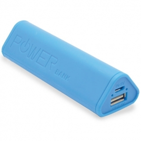 Power bank de 2.200 mAh con ventosa triangular