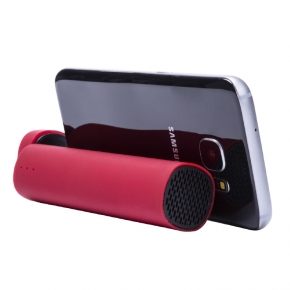 Altavoz Bluetooth con Power Bank de 4000 mAh