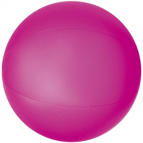 Pelota hinchable de playa frosted.