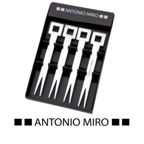 "Set Tenedores Luxur ""Antonio Miro"""